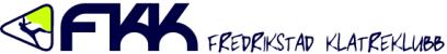 Fredrikstadklatreklubb Logo
